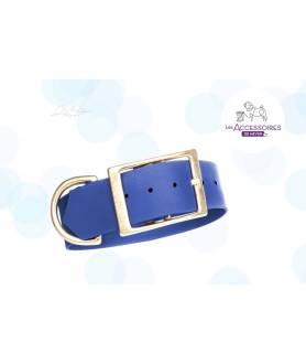 collier uni largeur 3.8 cm